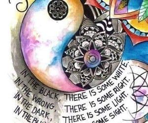 yang, yin, and don't trip image