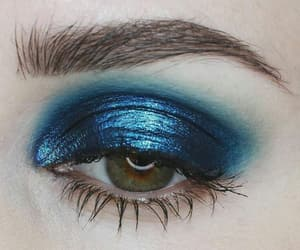 azul, color, and make up image
