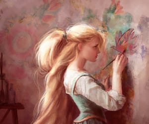 rapunzel, disney animation, and tangled image