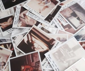 aesthetic, polaroid, and memories image