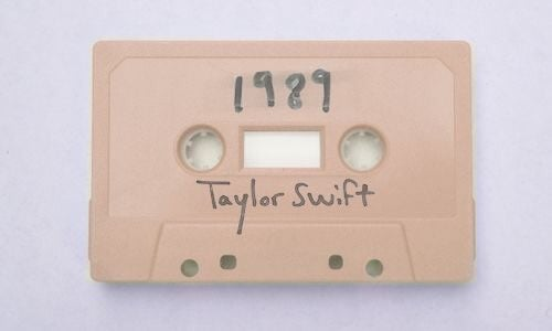 Taylor Swift, 1989, and music image