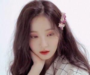 girl group, k-pop, and lee dabin image