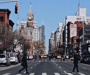 adventure, manhattan, and new york image