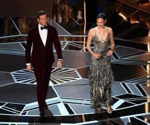 oscars, gal gadot, and armie hammer image