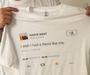 twitter, kanye west, and quotes image