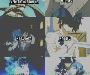 fairy tail and gray image