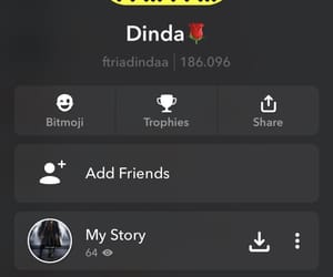 add, snapchat, and friends image