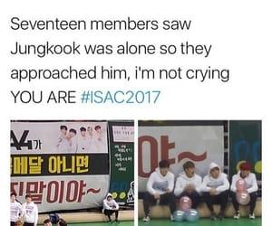 Seventeen, bts, and jungkook image