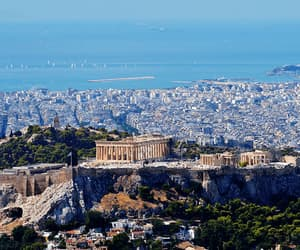 Athens, beautiful, and Dream image