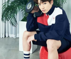gym, bts, and Hot image