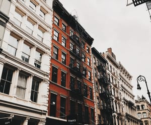 building, city, and aesthetic image
