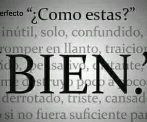bien, frases, and solo image