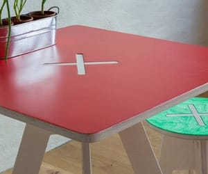 folding table for kids, playroom table for kids, and art table table for kids image