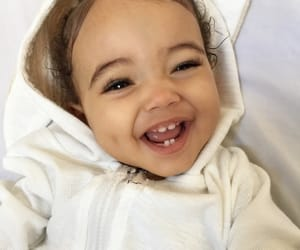 cuteness, teeth, and dimples image