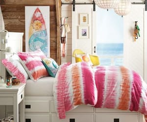 beach, beauty, and bedroom image