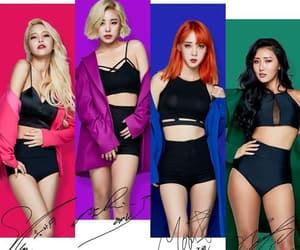 bikini, kpop, and moonbyul image