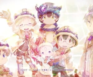 anime, reg, and made in abyss image