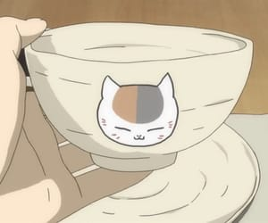 anime, cat, and japan image