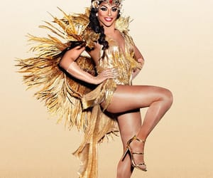 all stars, rpdr, and shangela image