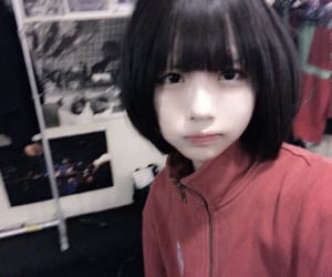 黒髪 and あのちゃん image