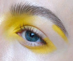 art, glam, and makeupaddict image