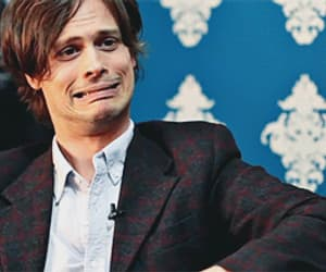 actor, matthew gray gubler, and funny face image