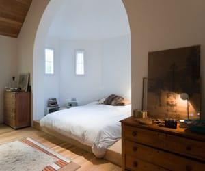 bedroom, home, and home decor image