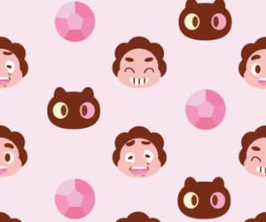 wallpaper, steven universe, and pink image