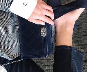 bag, classy, and fancy image