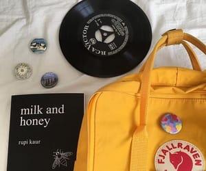 aesthetic, yellow, and overlay image