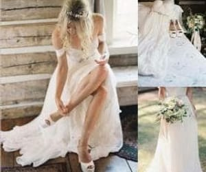 wedding dresses, bridal dress, and bridal gowns image