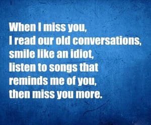 forget, miss you, and you image