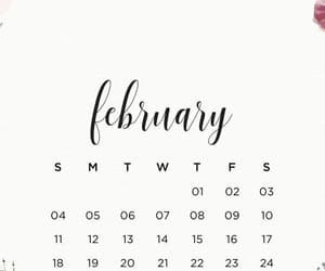 february, wallpaper, and calander image
