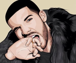 6, art, and drizzy image