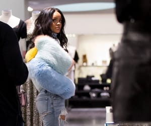 rihanna, fashion, and style image