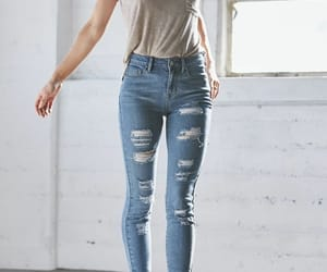 jeans, clothes, and style image
