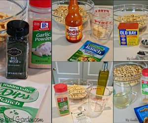 appetizers, seasonedoystercrackers, and ranch-dilloystercrackers image