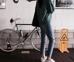 bike, fashion, and gucci image