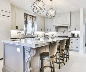 architecture, interiors, and kitchen image
