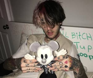 lil peep, rapper, and lilpeep image