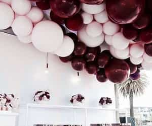 ideas, goregous, and balloon ceiling image