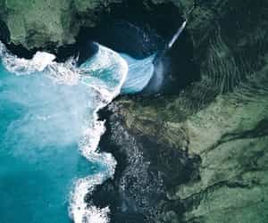 nature and waves image