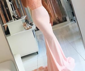 fashion, formal occasion dress, and dress image