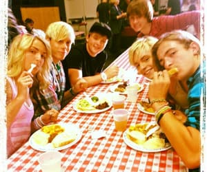 best friends, couple, and r5 image