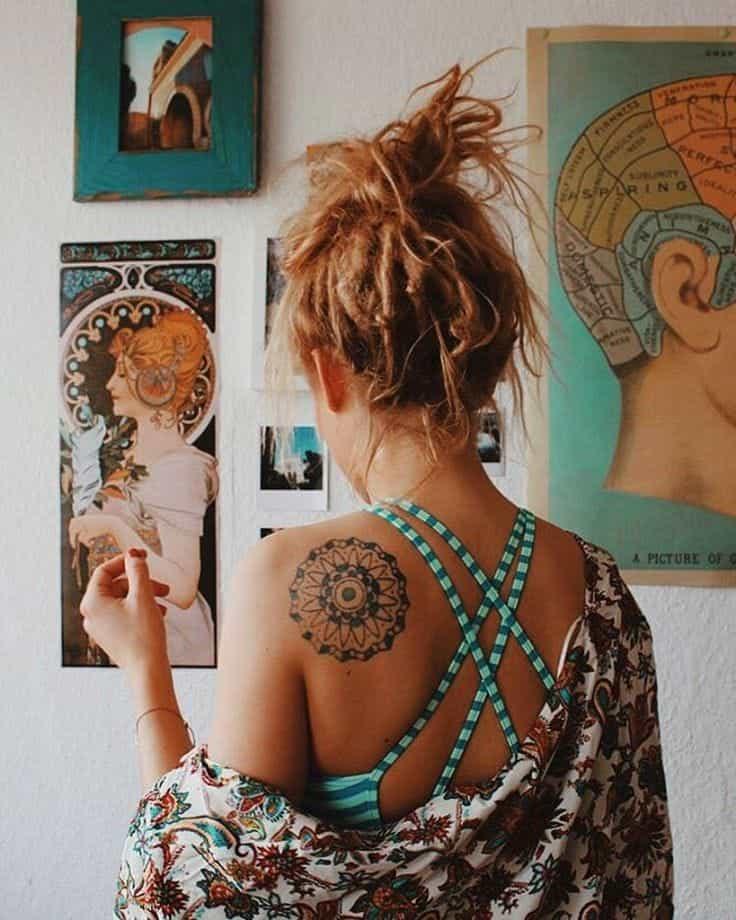 art, dread, and free spirit image
