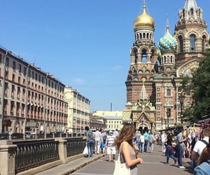 russia, travelling, and travel image