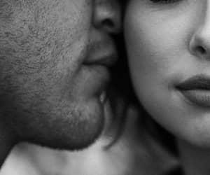 couple, kiss, and hug image