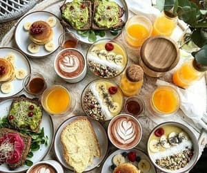 comida, saludable, and desayuno image