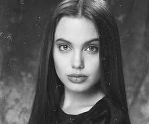 Angelina Jolie, young, and beauty image