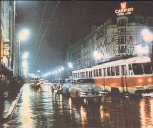 80s, night, and românia image